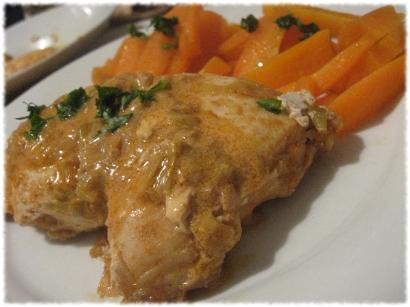 Pollo e carote con julia child ma che ti sei mangiato for Cucinare carote