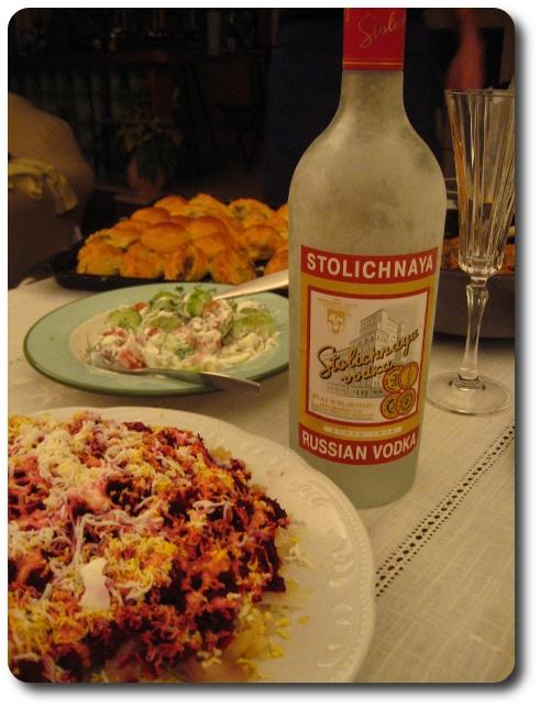 Lezione di cucina russa con la rossa ma che ti sei mangiato for Cucina russa