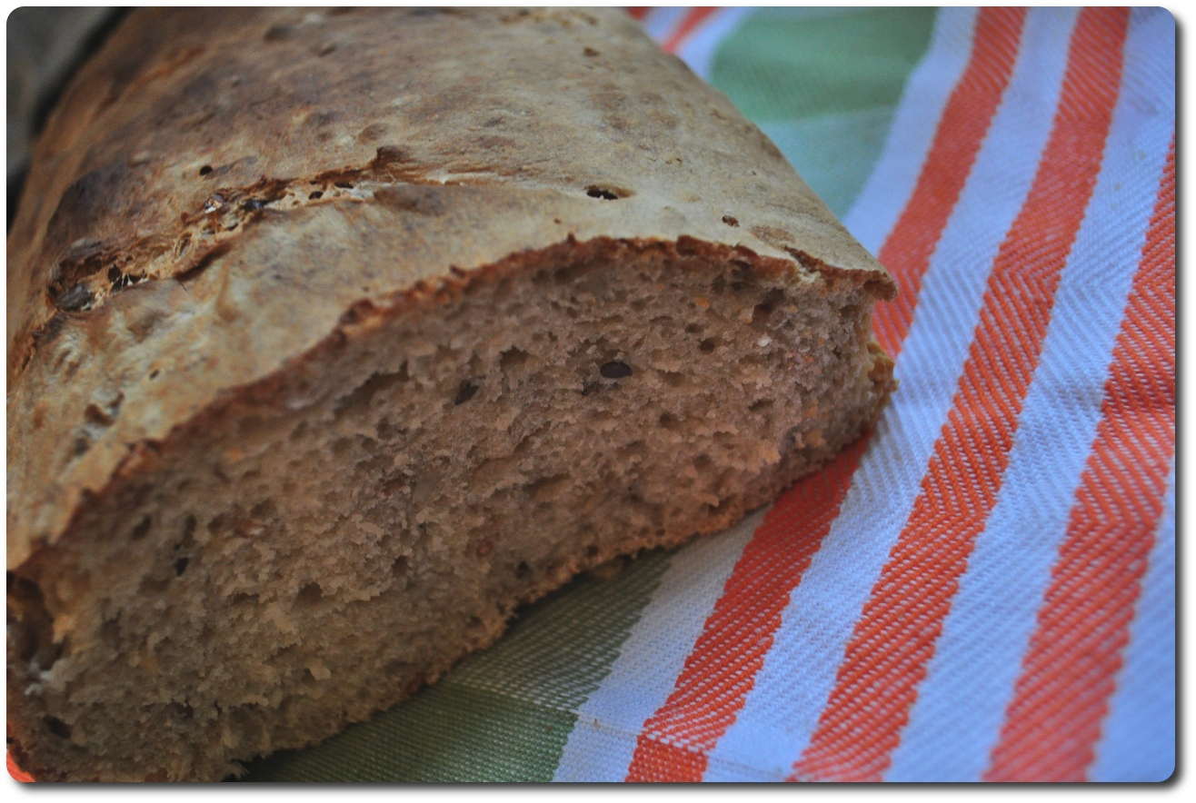 Post image for Pane all'avena