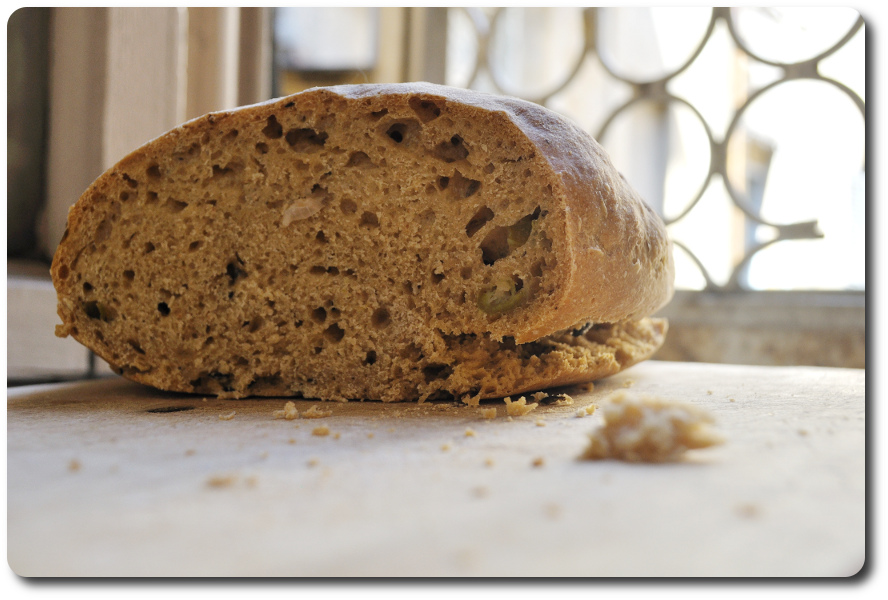 Post image for Pane di fine agosto