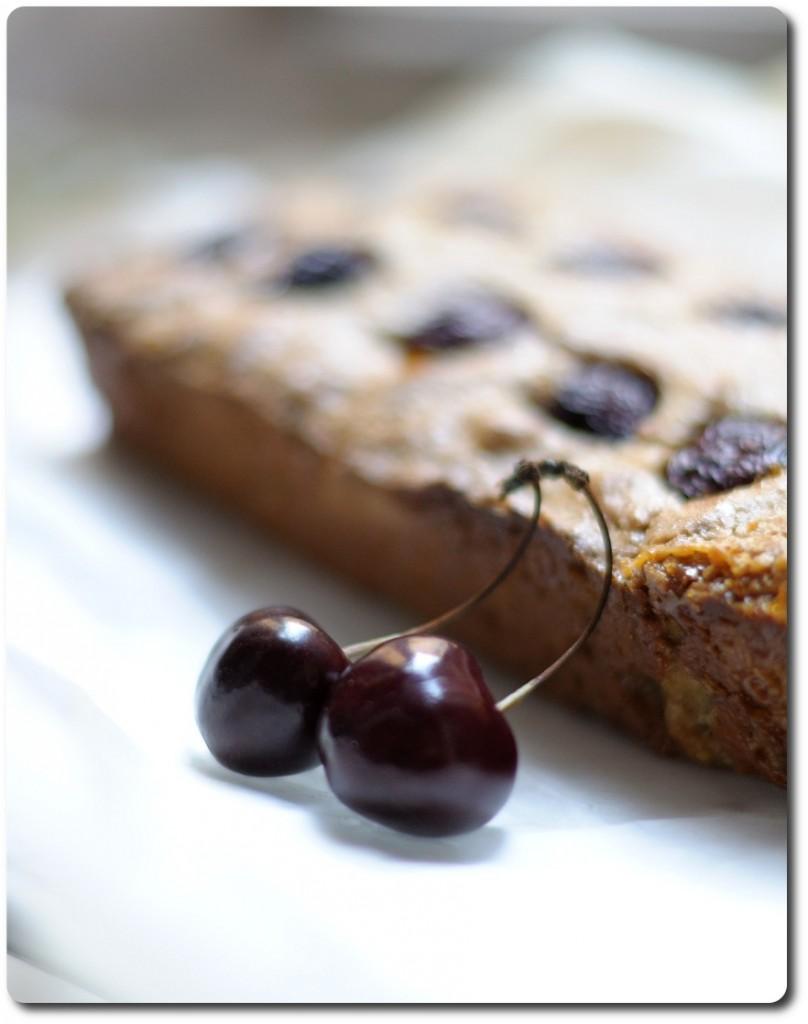 cake muffin ciliegie