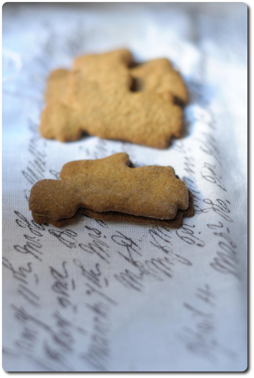 biscotti di Natale speculoos punt e mes in riga rdb