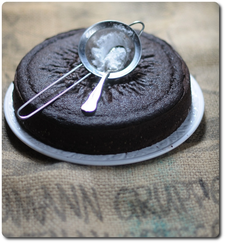 Post image for Devil food cake