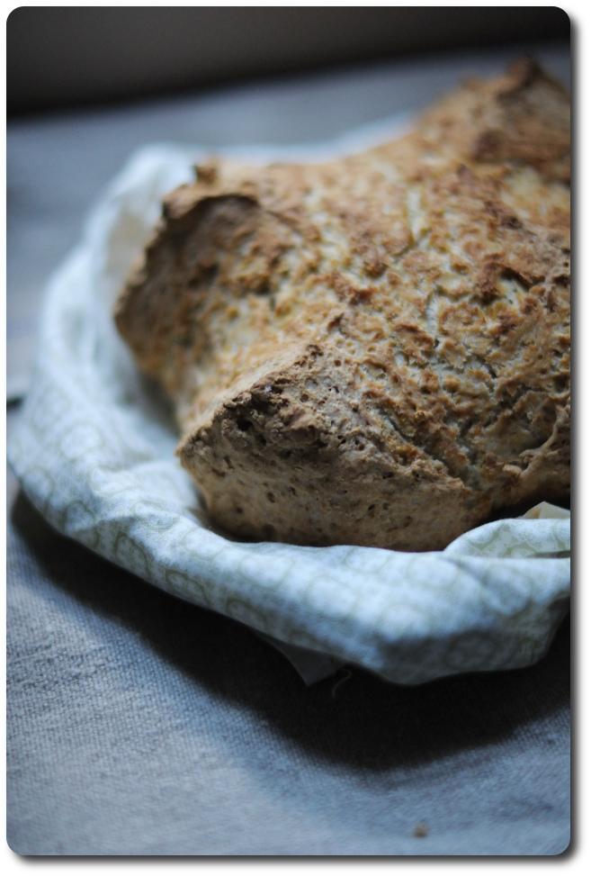 soda bread pagnotta rdb