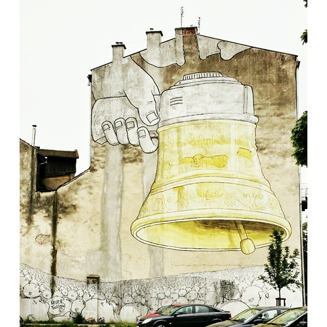 polonia murales