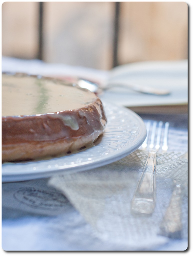 torta pere mascarpone cioccolato bianco Knulp dettaglio