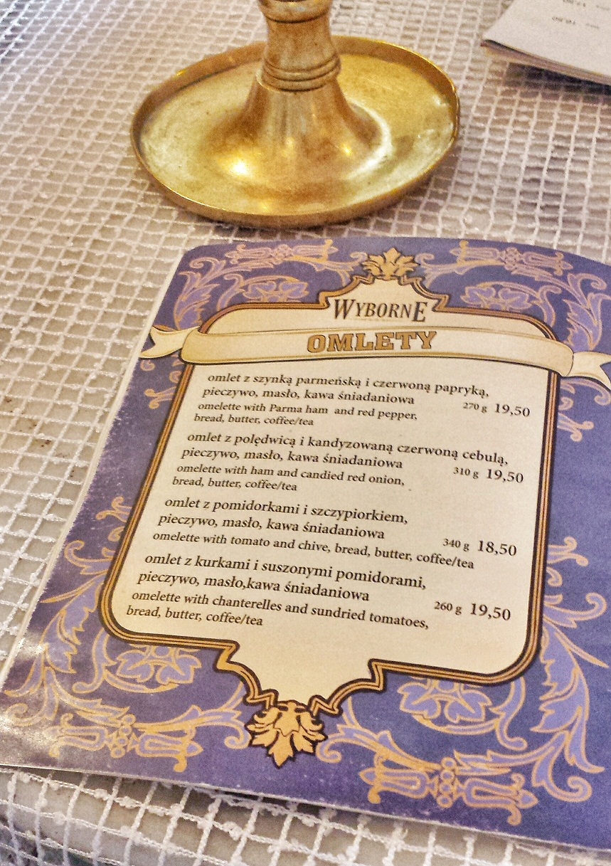 Cafe Camelot: 5 motivi per provarlo a Cracovia