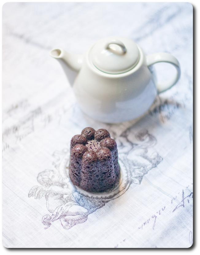 tortino cacao aceto mele tea