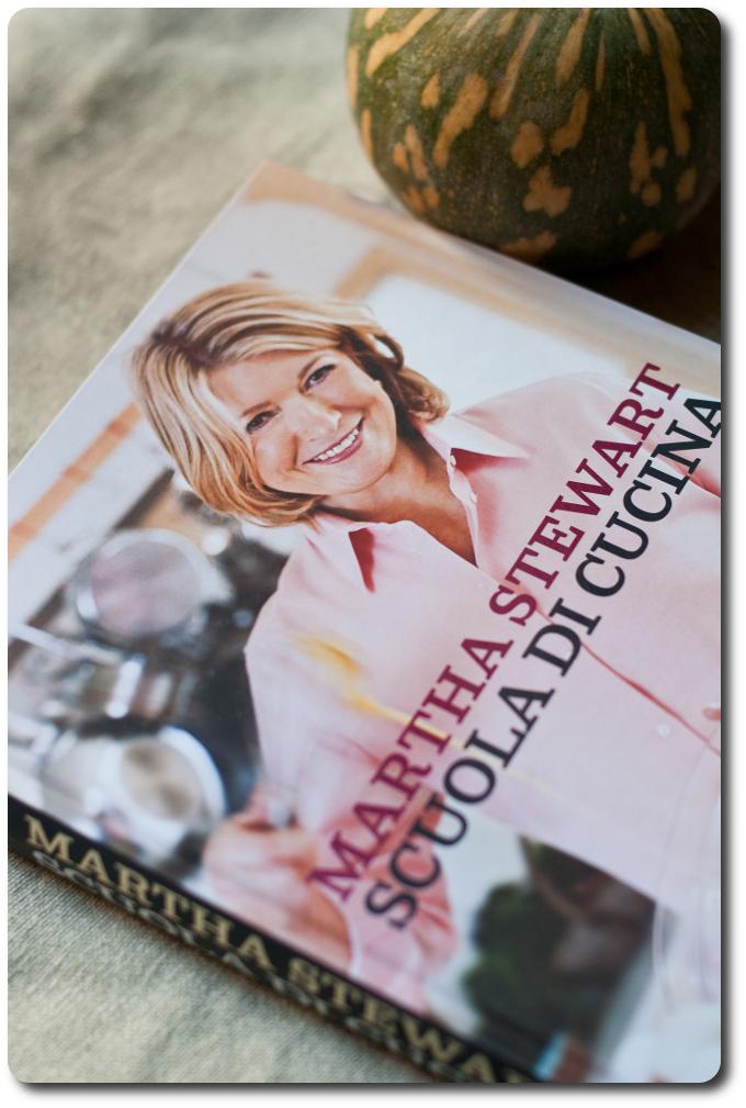 martha stewart scuola di cucina zucca