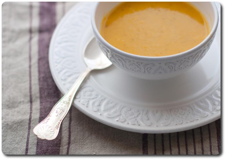 zuppa zucca martha stewart
