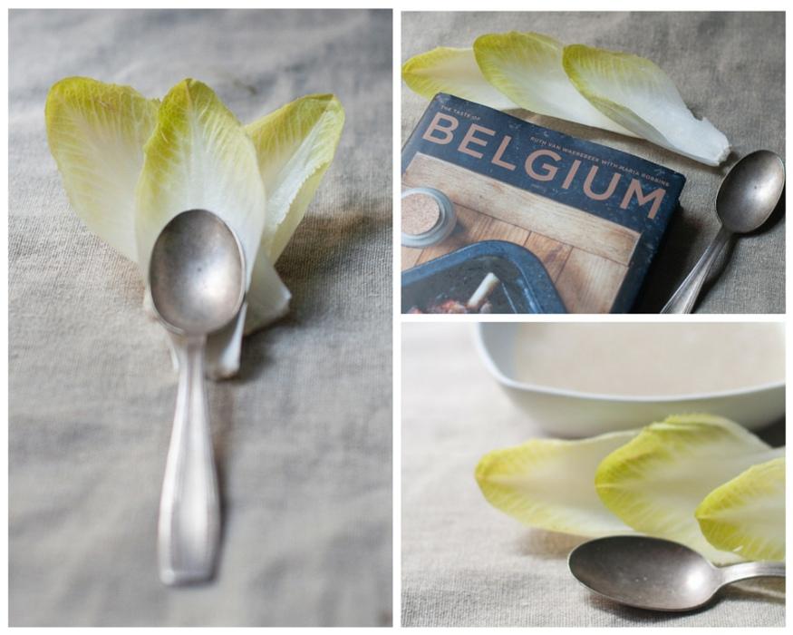 crema di indivia belga