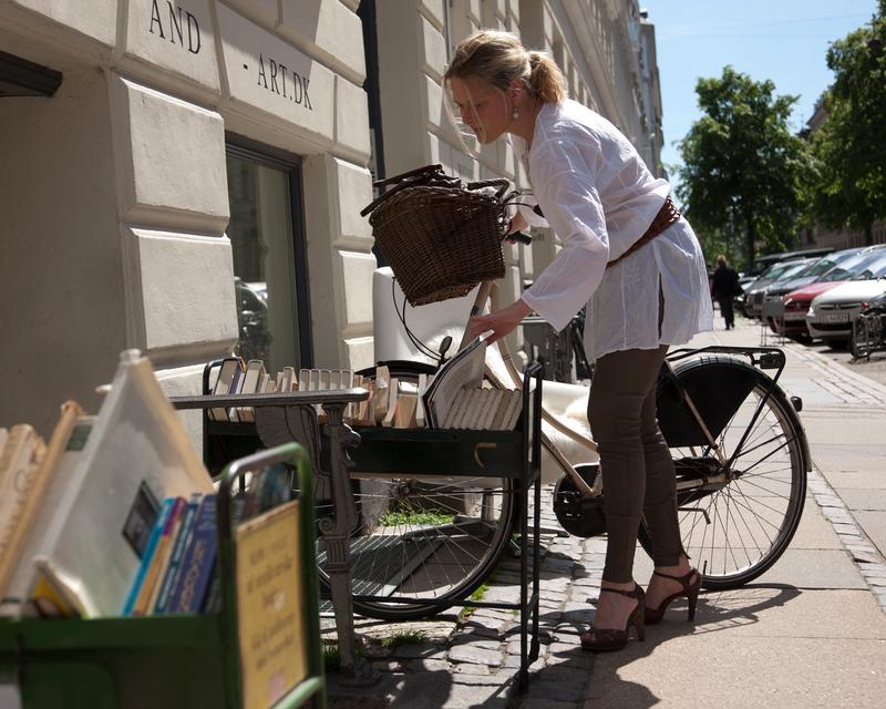 Gadeliv scoprire copenhagen