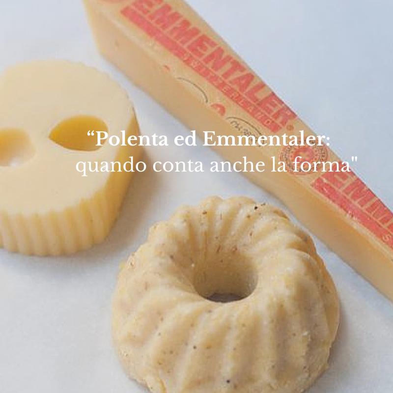 Polenta ed Emmentaler_