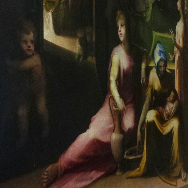 Siena low cost pinacoteca