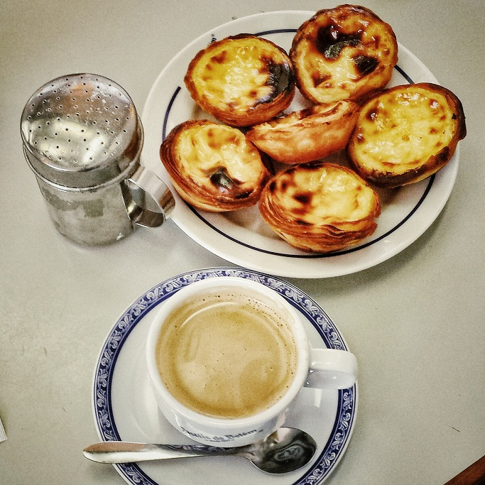 andare a Lisbona_pasteis