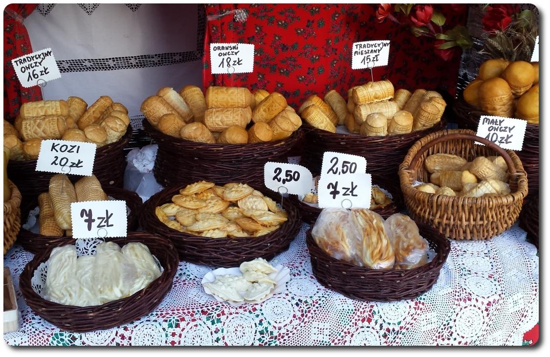 visitare la Malopolska_formaggi