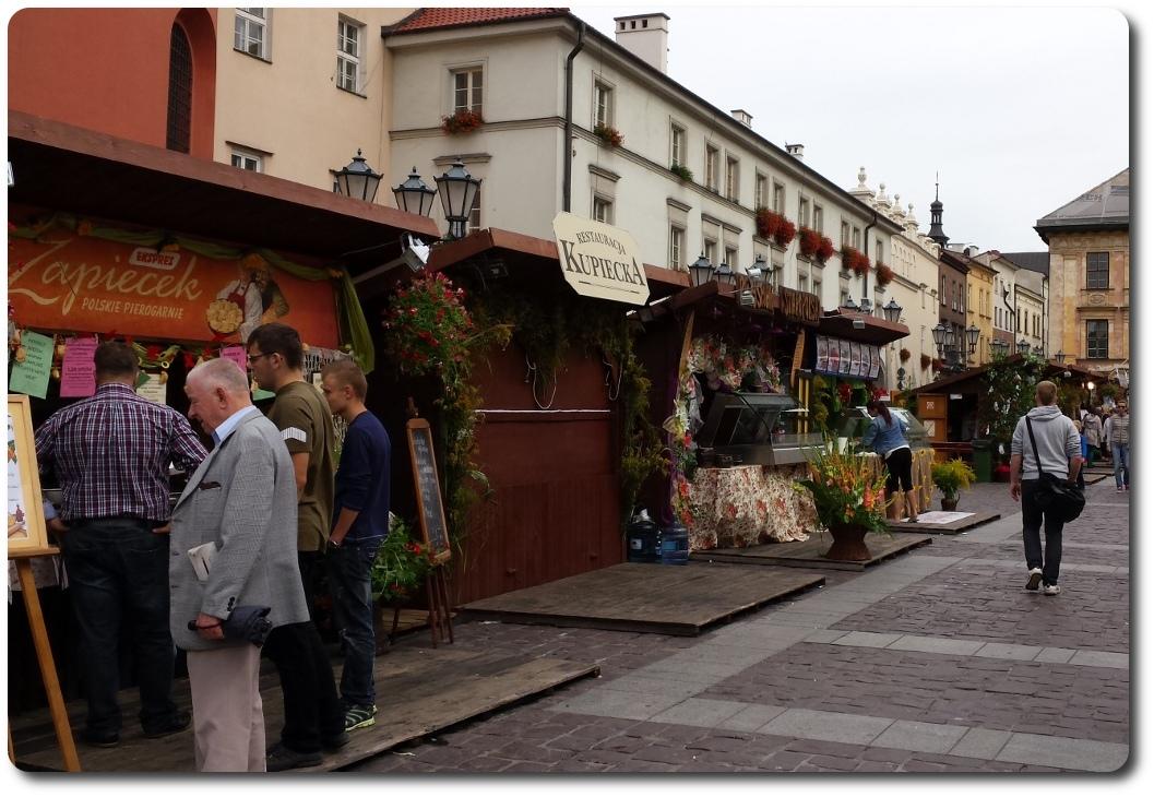 visitare la Malopolska_pierogi