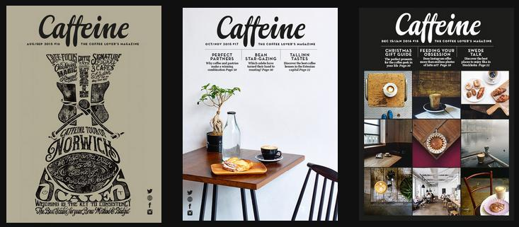 Caffeine Magazine