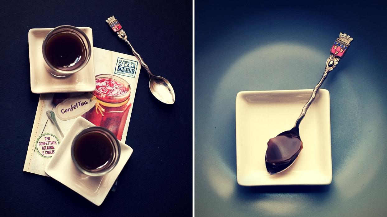 gelatina al caffè duo