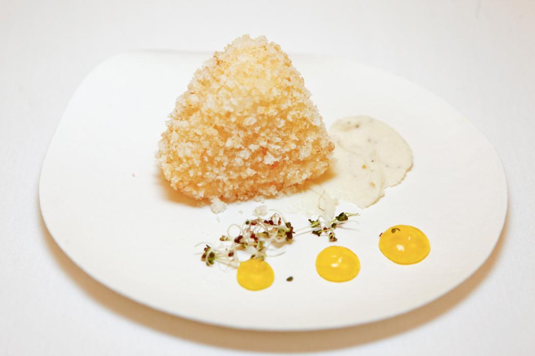 cucina giapponese_Arancino di Riso