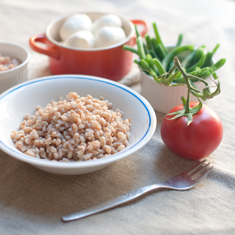 insalata di farro alla nizzarda_ingredienti