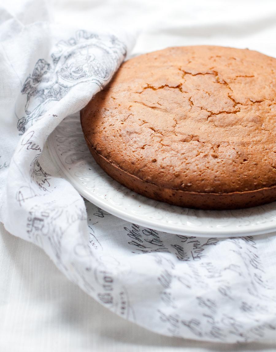 torta ricotta e cioccolato bianco