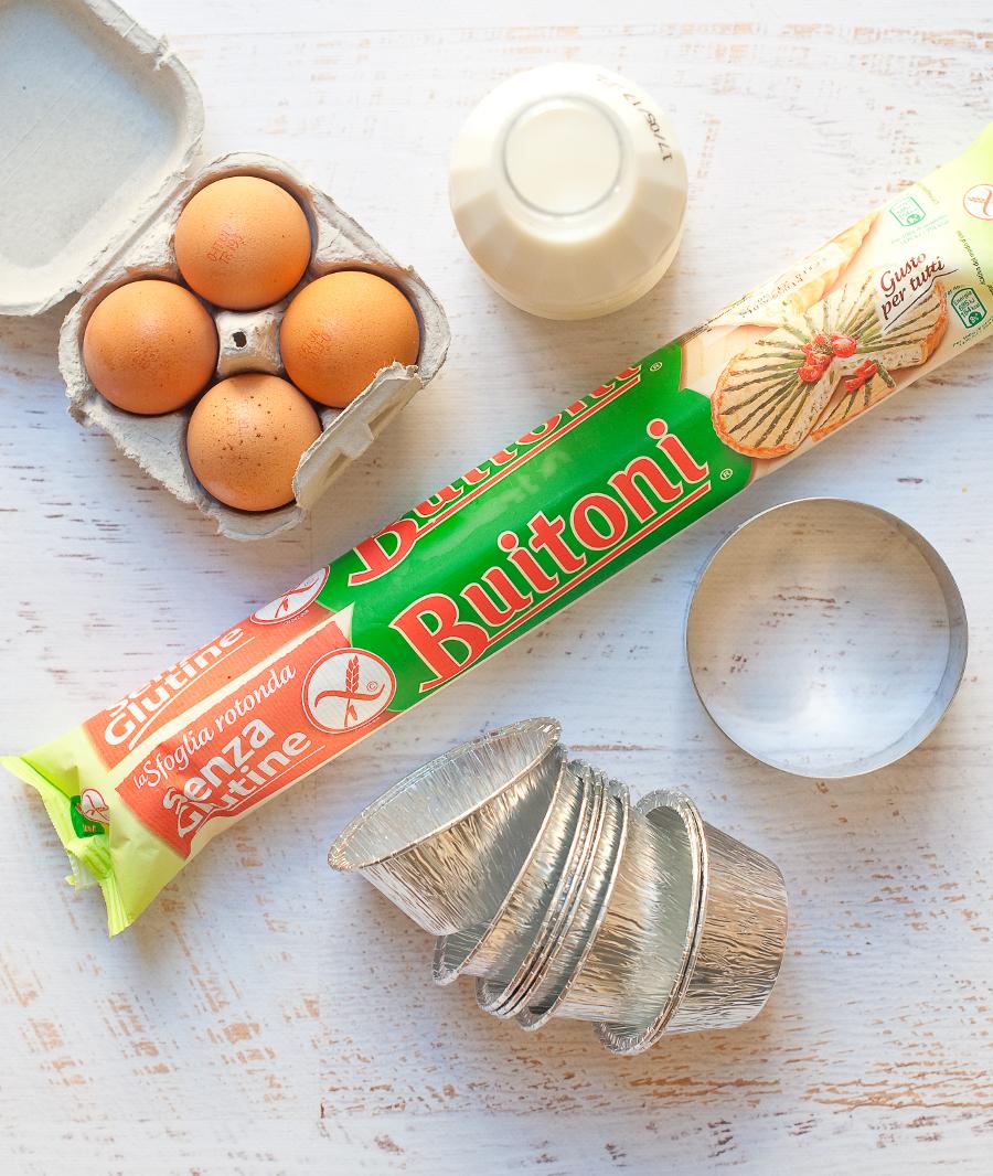 pasteis de nata gluten free_ingredienti