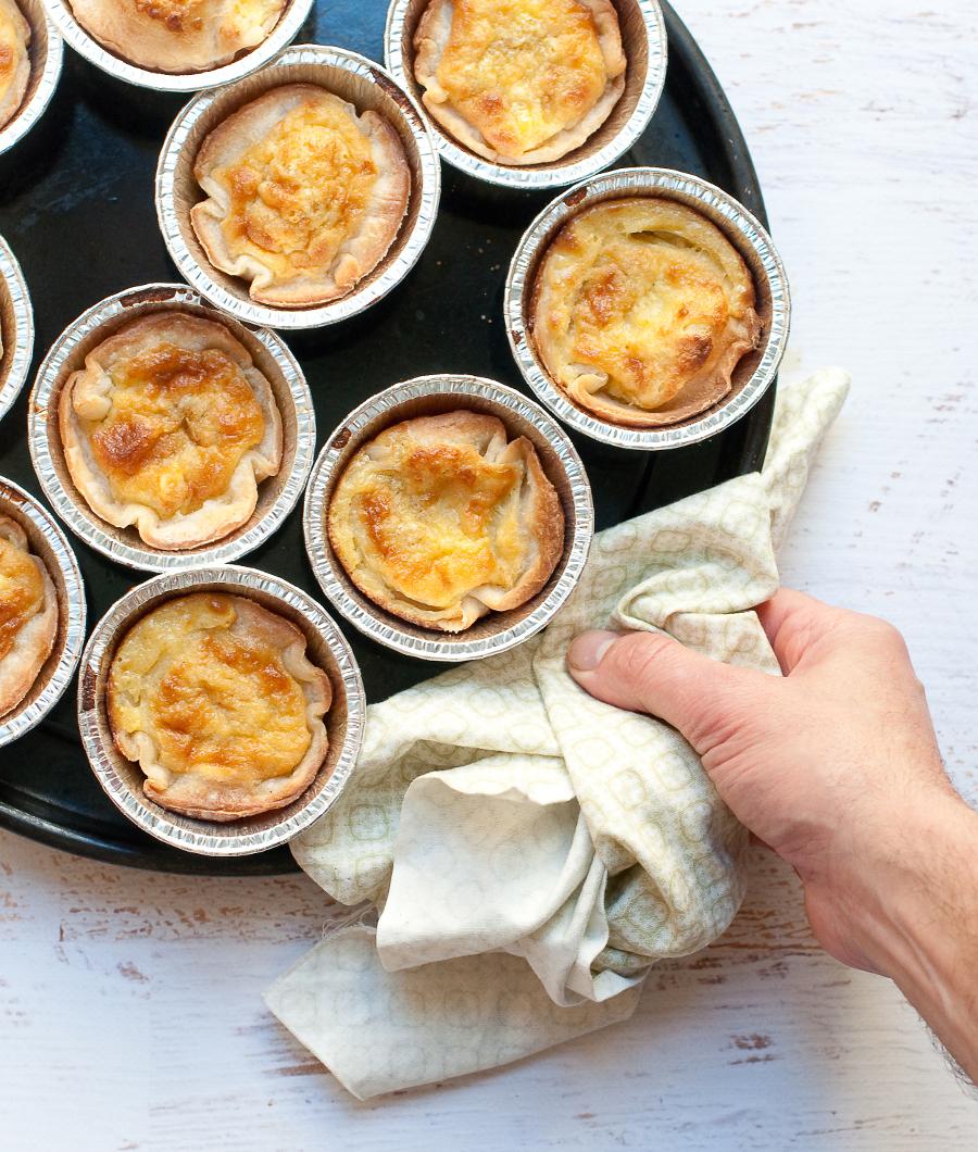 pasteis de nata gluten free_post cottura